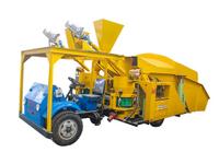 ZLP系列自動上料噴射機一拖二單