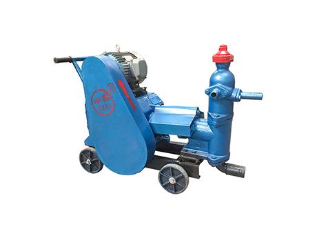 活塞式灰漿泵